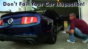 Car isnpection how to pass
