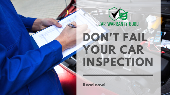 Dont Fail Your Car Inspection