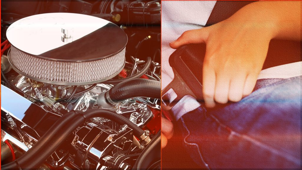 air filter and seat belt car complaints