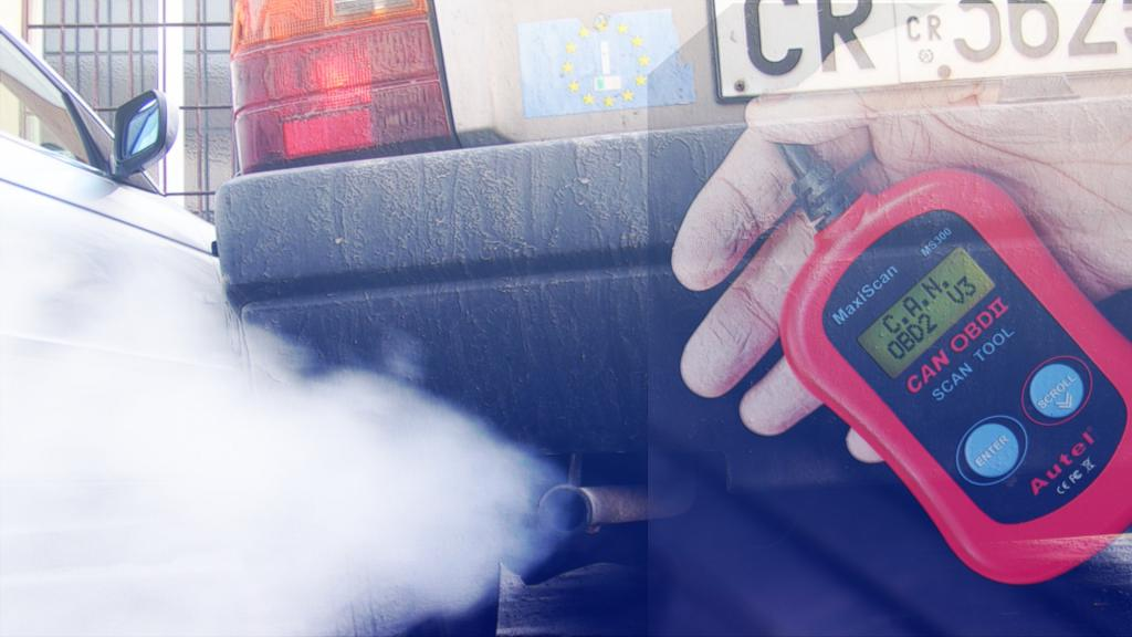 types of emission testing - using OBD