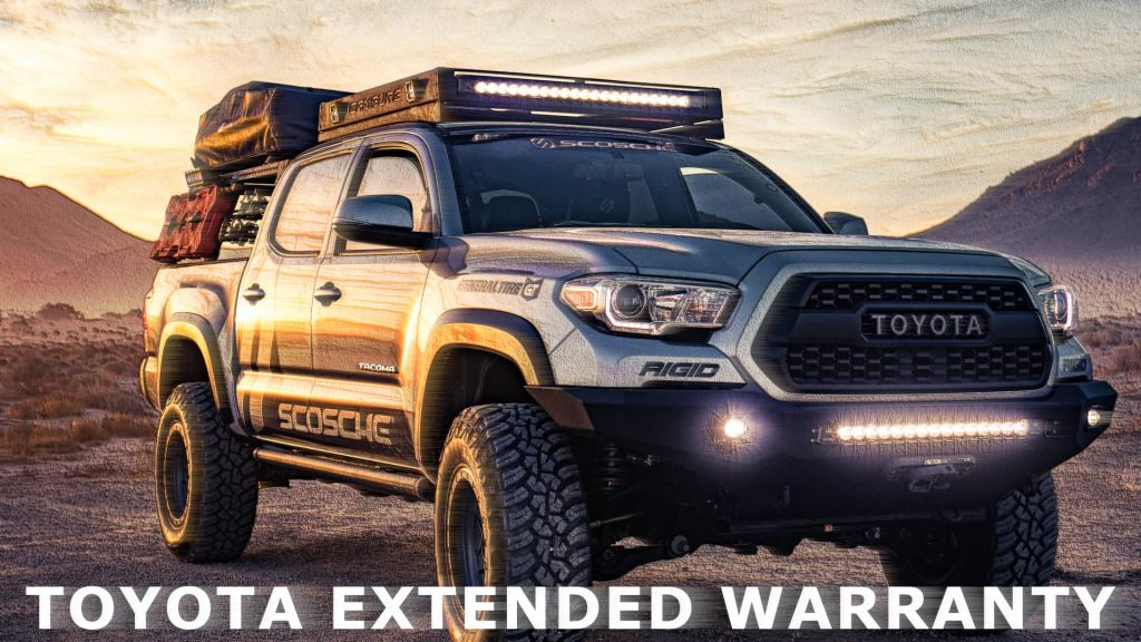 Toyota Extended Warranty Facts